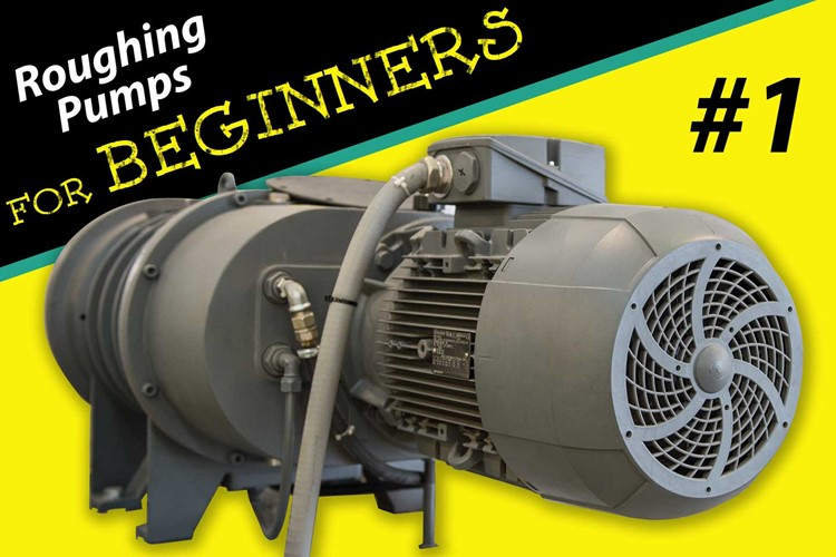 Roughing pump in high-vacuum furnaces for beginners #1
