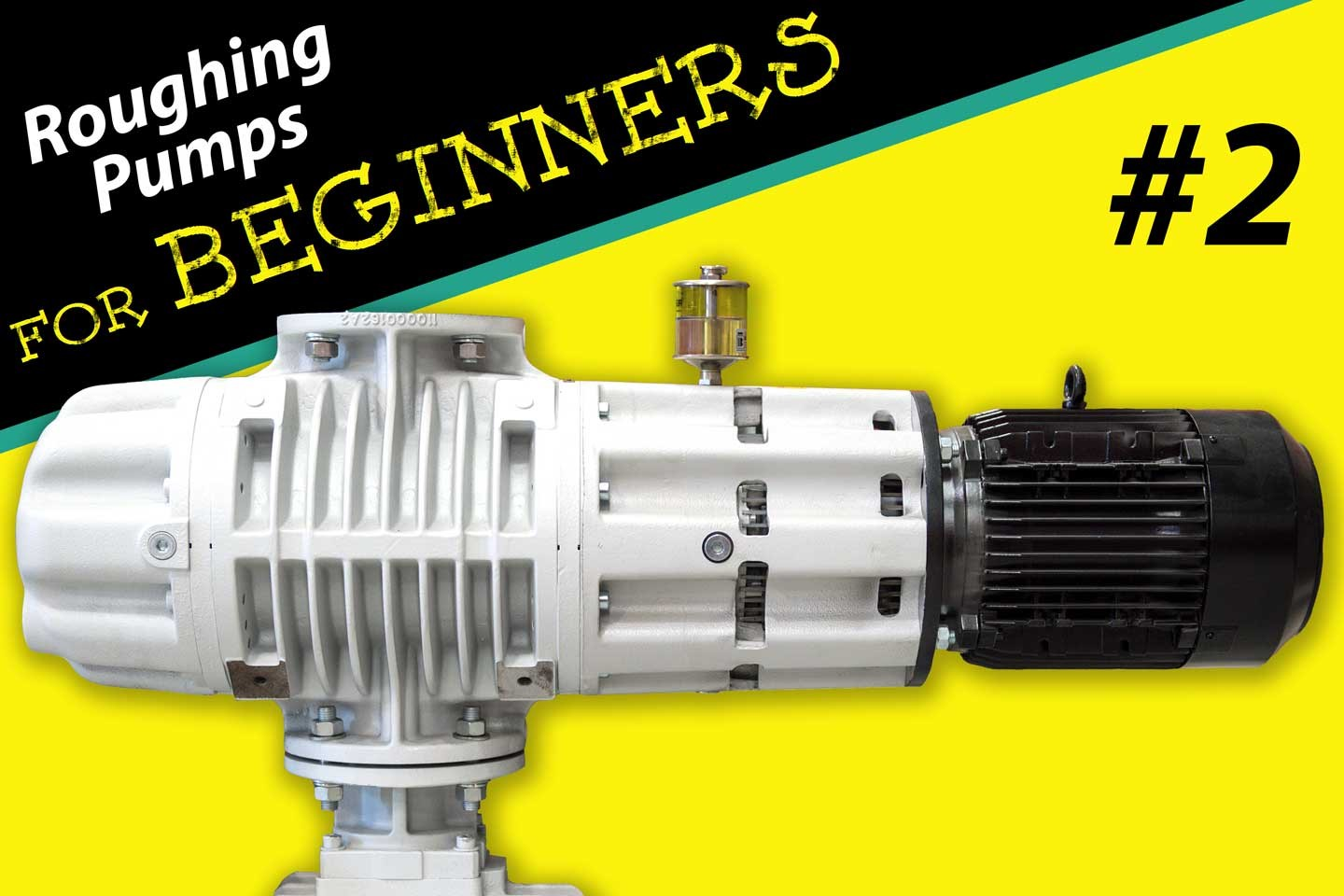 Roughing pump in high-vacuum furnaces for beginners #2