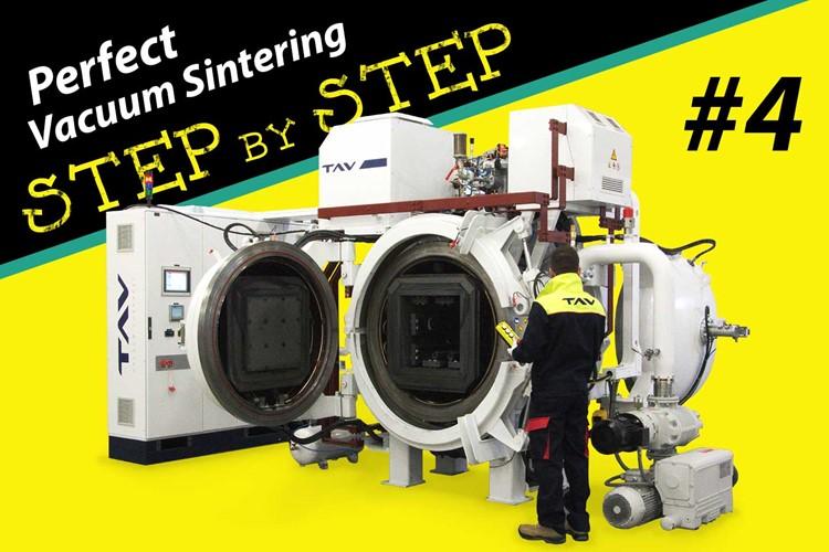 Perfektes Vakuumsintern - Schritt für Schritt - Nr. 4