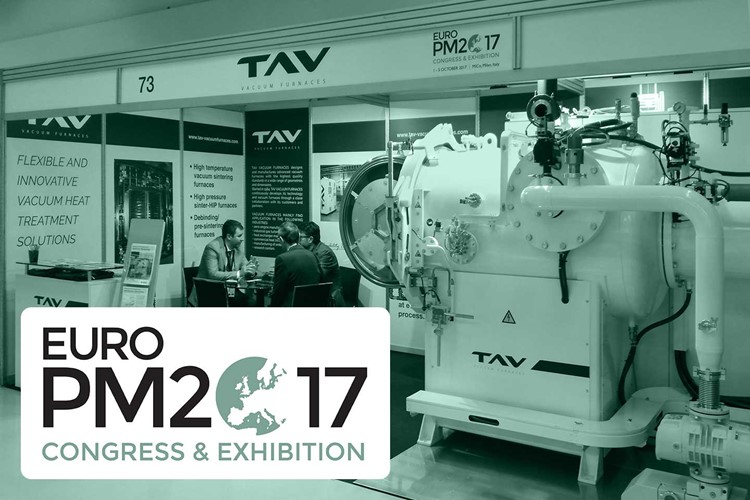 Euro PM2017: powder metallurgy seen up close