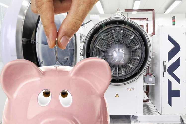 Save time and money with vacuum furnace maintenance #1