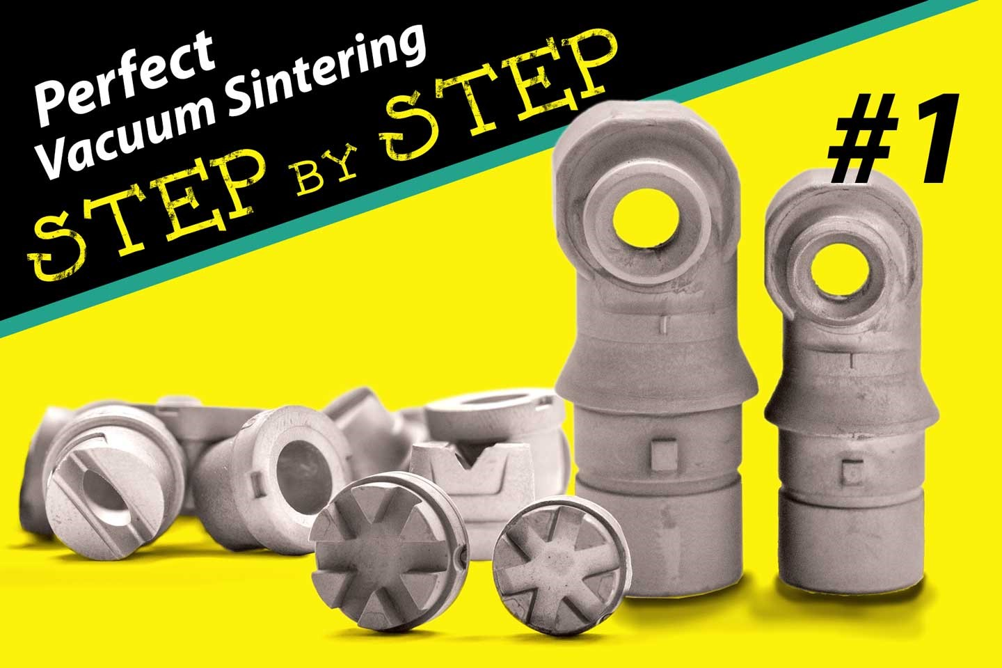 Perfect vacuum sintering step by step #1
