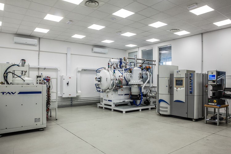 Laboratorio TAV VACUUM FURNACES