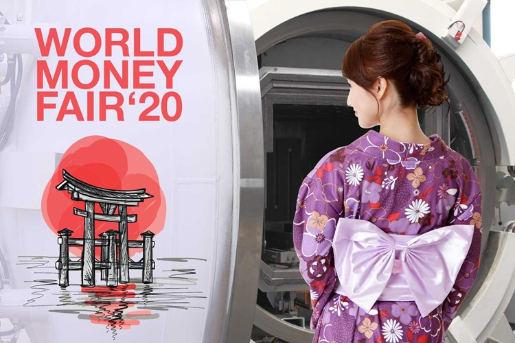 World Money Fair: forni a vuoto per l'industria del conio
