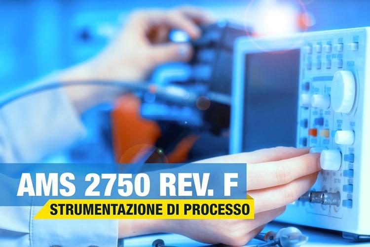 Requisiti pirometrici AMS 2750F per i trattamenti termici: calibrazione della strumentazione di processo