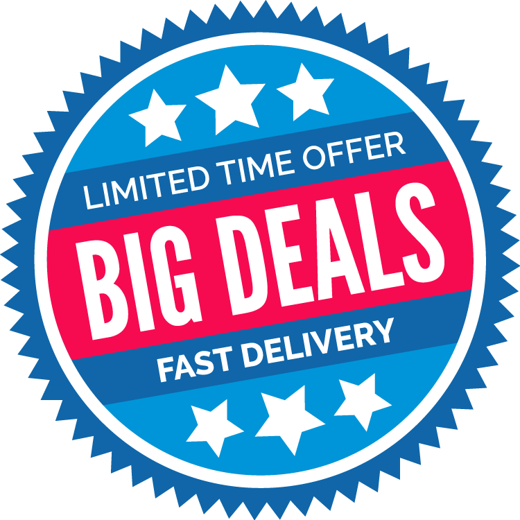 Limited Time Offer - Big Deals - Fast Delivery - While Stocks Last